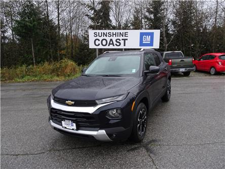 2021 Chevrolet TrailBlazer LT (Stk: TM075503) in Sechelt - Image 1 of 21