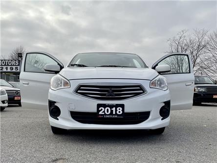 2018 Mitsubishi Mirage G4 ES (Stk: ) in Ajax - Image 1 of 12