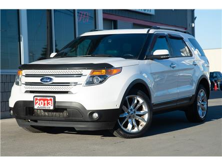 2013 Ford Explorer Limited (Stk: 201074) in Chatham - Image 1 of 24
