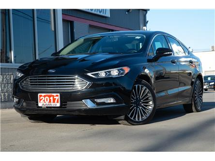 2017 Ford Fusion SE (Stk: 201092) in Chatham - Image 1 of 20