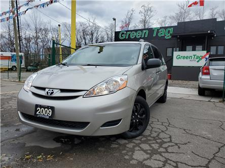 2009 Toyota Sienna CE 7 Passenger (Stk: 5536) in Mississauga - Image 1 of 29