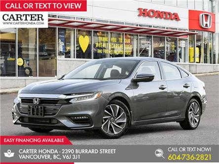 2020 Honda Insight Touring (Stk: IL01550) in Vancouver - Image 1 of 24