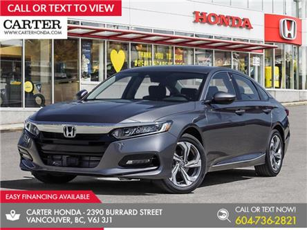 2020 Honda Accord EX-L 1.5T (Stk: 6L31290) in Vancouver - Image 1 of 24