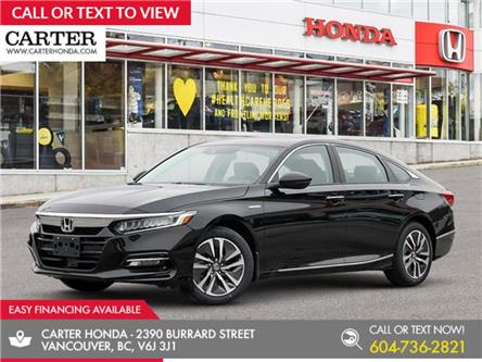 2020 Honda Accord Hybrid Touring (Stk: 6L05170) in Vancouver - Image 1 of 24
