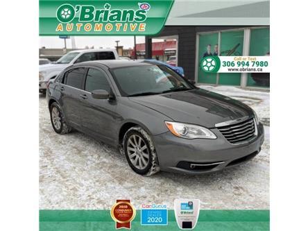 2012 Chrysler 200 Touring (Stk: 13777B) in Saskatoon - Image 1 of 20