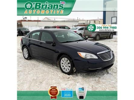 2014 Chrysler 200 LX (Stk: 13937C) in Saskatoon - Image 1 of 28