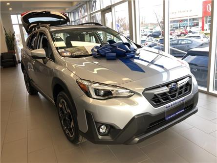 2021 Subaru Crosstrek Limited (Stk: S5620) in St.Catharines - Image 1 of 3
