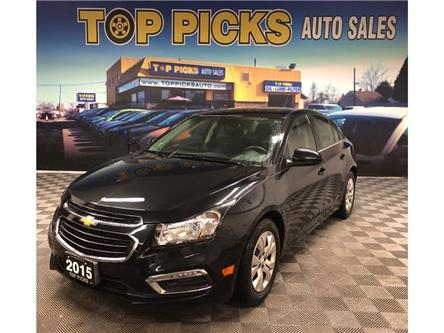 2015 Chevrolet Cruze 1LT (Stk: 105611) in NORTH BAY - Image 1 of 28