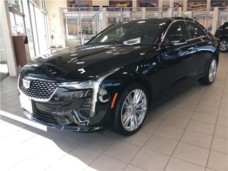 2020 Cadillac CT4 Premium Luxury (Stk: 203003) in Waterloo - Image 1 of 19