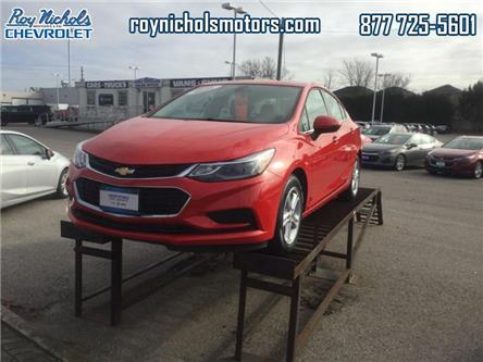 2018 Chevrolet Cruze LT Auto (Stk: P6628) in Courtice - Image 1 of 12