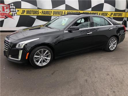 2017 Cadillac CTS 2.0L Turbo Luxury (Stk: 50319) in Burlington - Image 1 of 24
