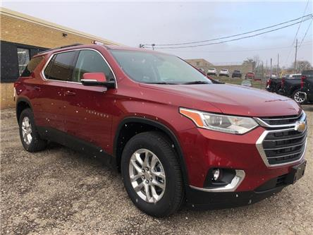 2021 Chevrolet Traverse LT Cloth (Stk: 215750) in Waterloo - Image 1 of 19