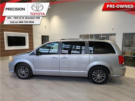 2016 Dodge Grand Caravan SXT (Stk: 204301) in Brandon - Image 1 of 28