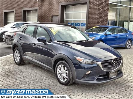 2019 Mazda CX-3 GS (Stk: 30286A) in East York - Image 1 of 28