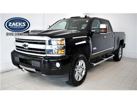 2018 Chevrolet Silverado 2500HD High Country (Stk: 34825) in Truro - Image 1 of 30
