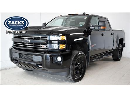 2018 Chevrolet Silverado 2500HD LTZ (Stk: 19642) in Truro - Image 1 of 30