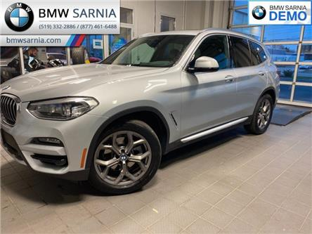 2021 BMW X3 xDrive30i (Stk: BF2117) in Sarnia - Image 1 of 10