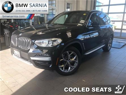 2021 BMW X3 xDrive30i (Stk: BF2116) in Sarnia - Image 1 of 12