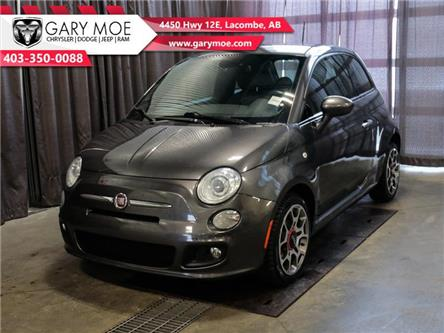 2014 Fiat 500 Sport (Stk: FP0408A) in Lacombe - Image 1 of 22