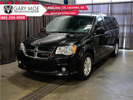 2019 Dodge Grand Caravan CVP/SXT (Stk: F202565A) in Lacombe - Image 1 of 26