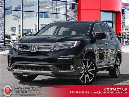 2021 Honda Pilot Touring 8P (Stk: 221037) in Huntsville - Image 1 of 18