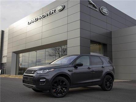 2017 Land Rover Discovery Sport HSE (Stk: PJ037) in Ottawa - Image 1 of 20