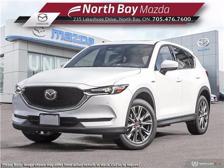 2021 Mazda CX-5 GT w/Turbo (Stk: 2116) in North Bay - Image 1 of 23