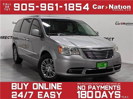 2014 Chrysler Town & Country Touring-L (Stk: L753A) in Burlington - Image 1 of 42