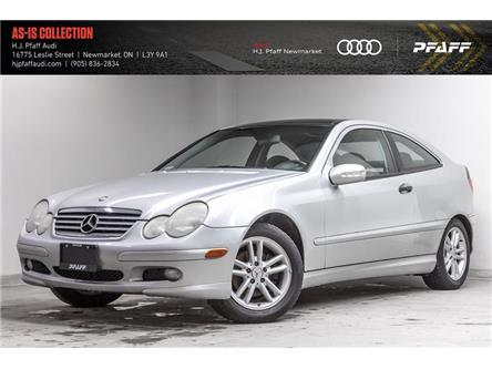 2002 Mercedes-Benz C-Class Base (Stk: 53707A) in Newmarket - Image 1 of 22