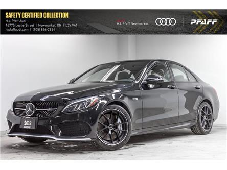 2018 Mercedes-Benz AMG C 43 Base (Stk: 53754) in Newmarket - Image 1 of 22