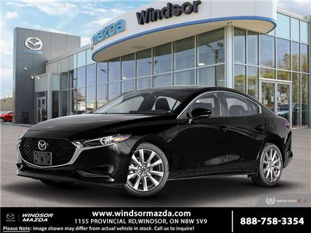 2021 Mazda Mazda3 GT (Stk: M37921) in Windsor - Image 1 of 23
