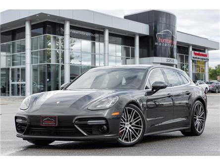 2018 Porsche Panamera Sport Turismo Turbo (Stk: 20HMS1299) in Mississauga - Image 1 of 31