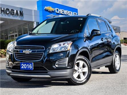 2016 Chevrolet Trax LT (Stk: A254976) in Scarborough - Image 1 of 27
