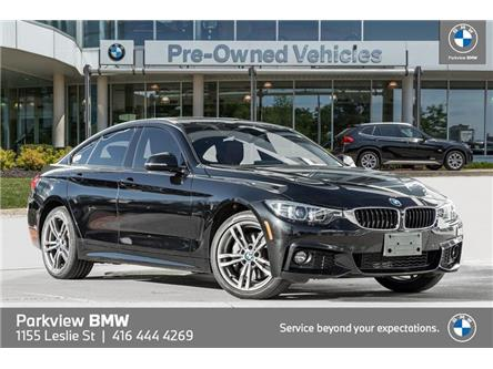 2018 BMW 430i xDrive Gran Coupe (Stk: 302992A) in Toronto - Image 1 of 22