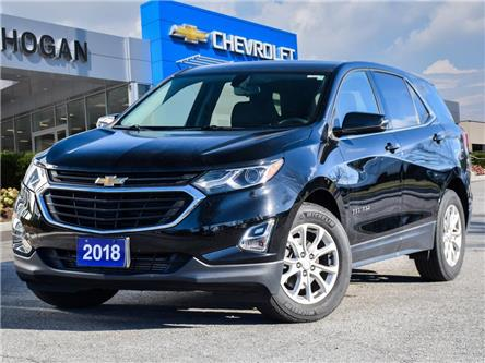 2018 Chevrolet Equinox LT (Stk: A179935) in Scarborough - Image 1 of 26