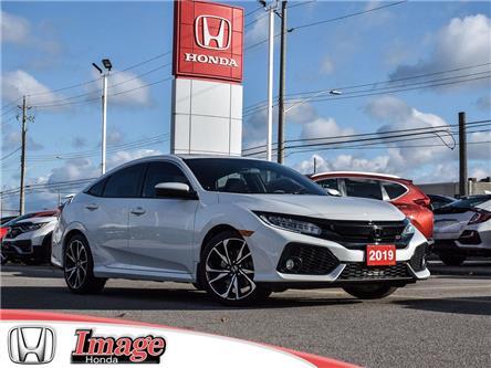 2019 Honda Civic Si Base (Stk: OE4437) in Hamilton - Image 1 of 24