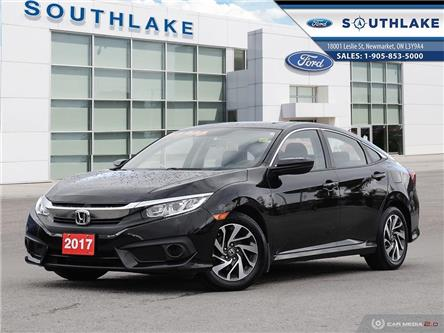 2017 Honda Civic EX (Stk: P51462) in Newmarket - Image 1 of 27