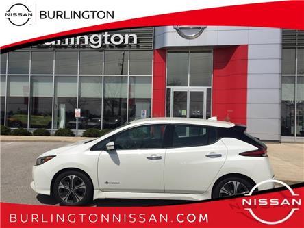 2018 Nissan LEAF SL (Stk: Z7211A) in Burlington - Image 1 of 23