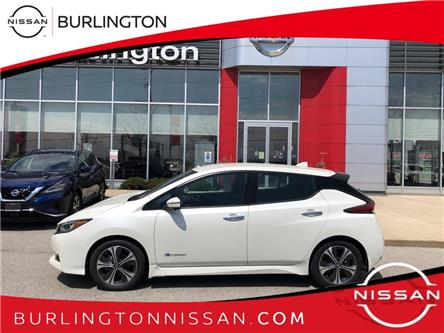 2018 Nissan LEAF  (Stk: A6945) in Burlington - Image 1 of 17
