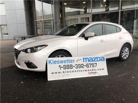 2016 Mazda Mazda3 Sport GS (Stk: 36884A) in Kitchener - Image 1 of 29