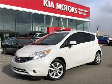 2014 Nissan Versa Note  (Stk: 11076A) in Gatineau - Image 1 of 17
