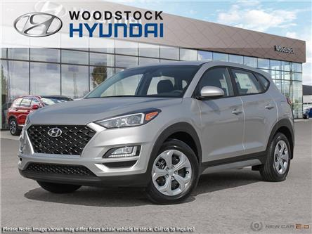 2021 Hyundai Tucson ESSENTIAL (Stk: TN21026) in Woodstock - Image 1 of 23