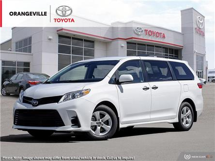 2020 Toyota Sienna CE 7-Passenger (Stk: H20755) in Orangeville - Image 1 of 23