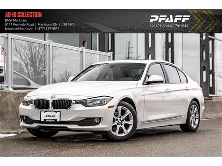 2012 BMW 320i  (Stk: 38405A) in Markham - Image 1 of 21