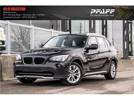 2012 BMW X1 xDrive28i (Stk: O13363AA) in Markham - Image 1 of 22