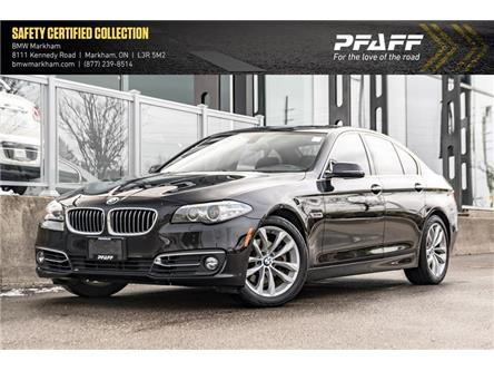 2016 BMW 528i xDrive (Stk: O13721) in Markham - Image 1 of 22