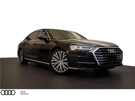 2019 Audi A8 L 55 (Stk: 53287A) in Ottawa - Image 1 of 21