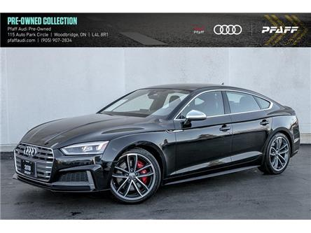 2018 Audi S5 3.0T Technik (Stk: C7968) in Woodbridge - Image 1 of 22