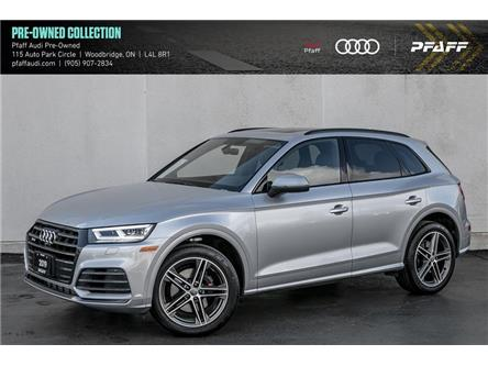 2019 Audi SQ5 3.0T Technik (Stk: T18348A) in Woodbridge - Image 1 of 22