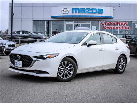 2020 Mazda Mazda3  (Stk: HN2662) in Hamilton - Image 1 of 2